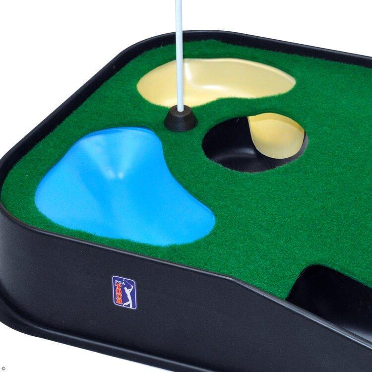 PGA TOUR Indoor & Outdoor Putting Matt Side