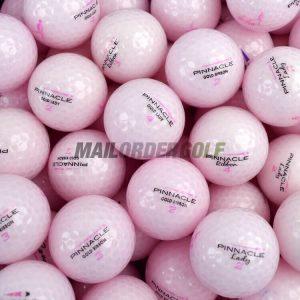 Pinnacle Pink Crystal Lake Balls