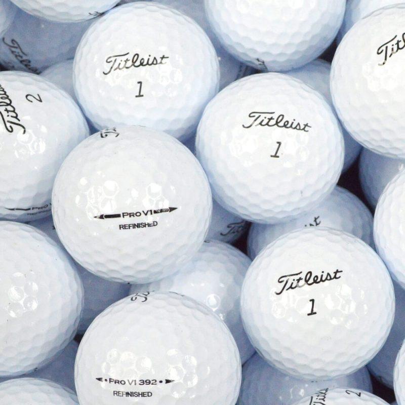 Titleist Pro V1 Refinished Golf Balls