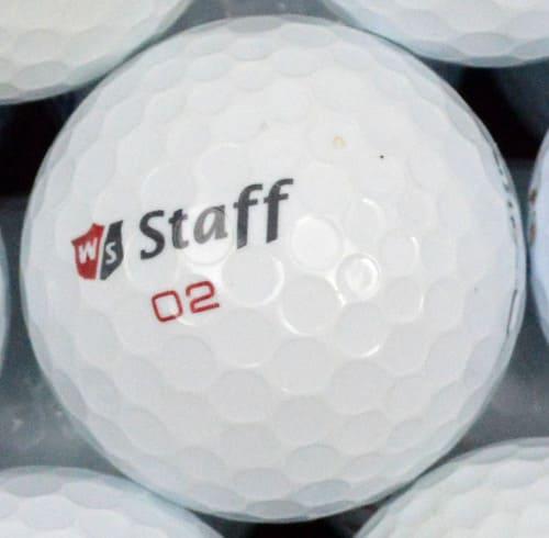Wilsona Pro Staff Lake Ball