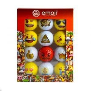 Emoji Novelty Golf Balls