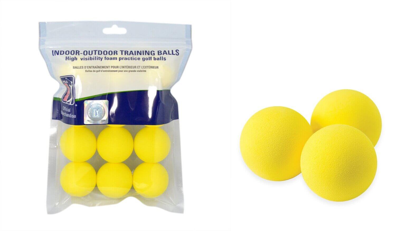 Indoor Outdoor Training Balls Banner