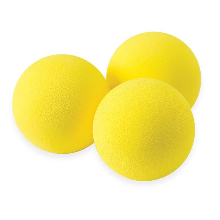 Indoor Outdoor Training Balls x 3