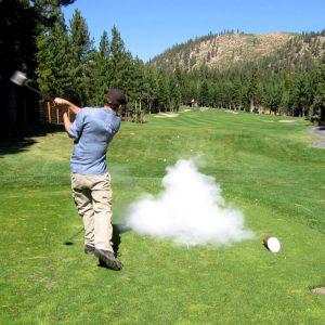 Joke Golf Balls Exploder