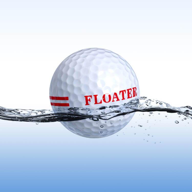 Joke Golf Balls Floater