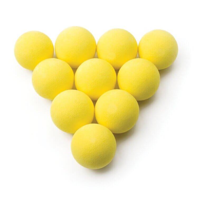 Links Choice Foam Balls Yellow
