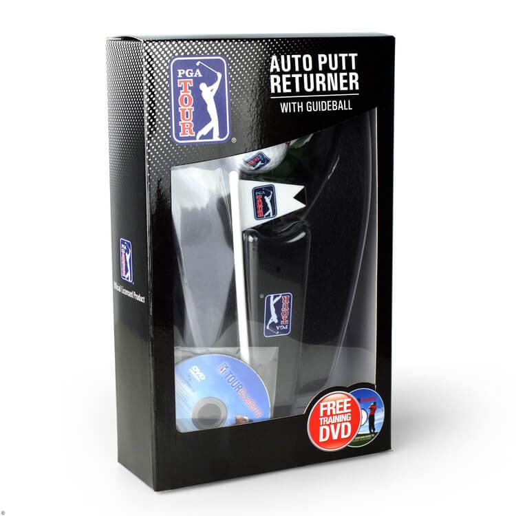 PGA TOUR Auto Putt Returner with Guideball
