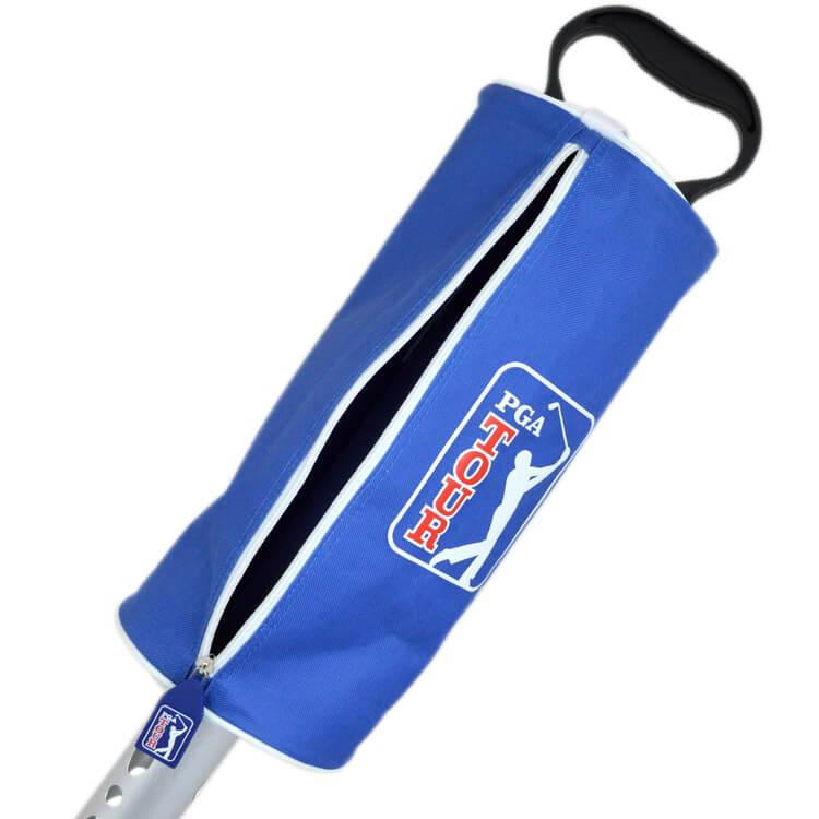 PGA TOUR Ball Collector and Holder Bag