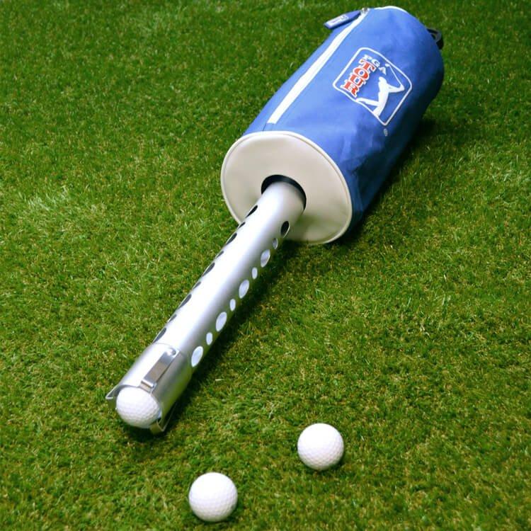 PGA TOUR Ball Collector and Holder Grass