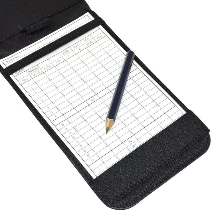 PGA TOUR Scorecard Holder Open Pencil