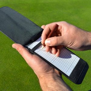 PGA TOUR Scorecard Holder Writing