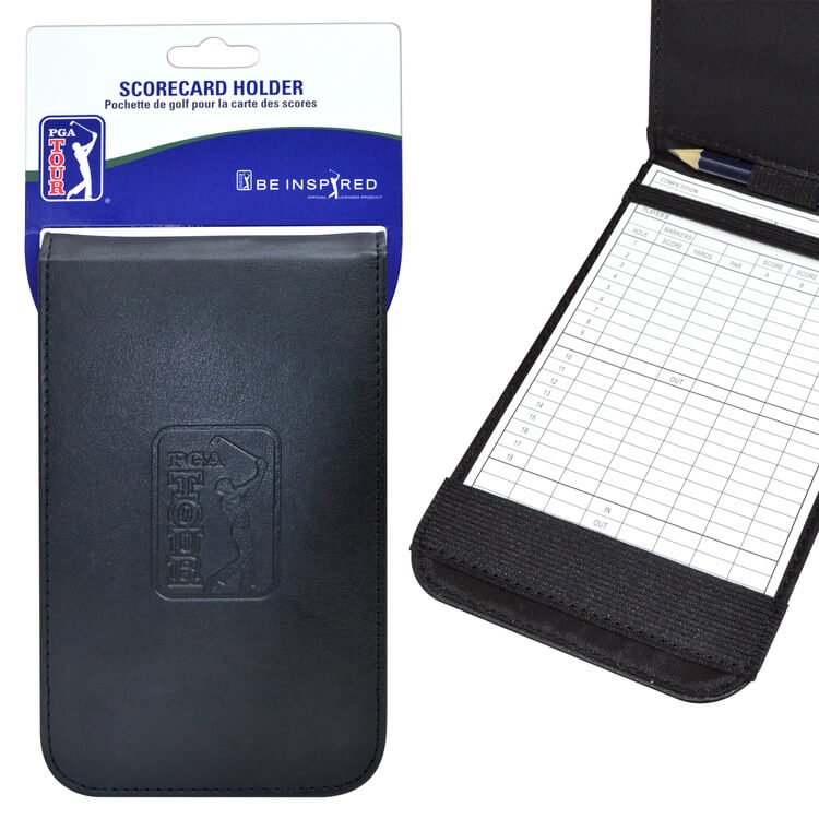 PGA TOUR Golf Scorecard Holder