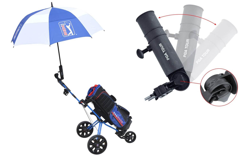 PGA Tour Universal Umbrella Holder Banner