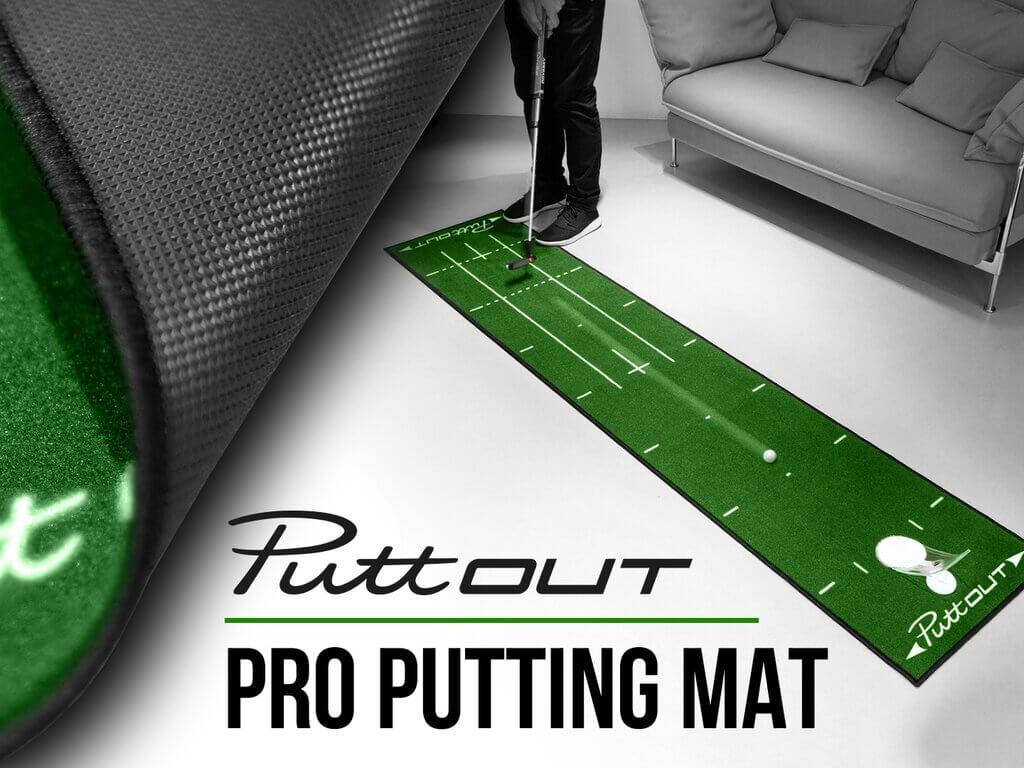 PuttOUT Pro Putting Mat