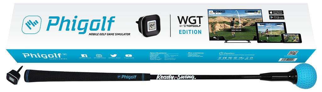 Phigolf WGT Edition Box Thin