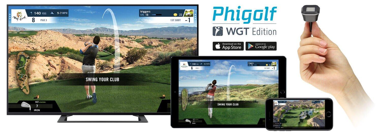 Phigolf WGT Edition TV Tablet Phone