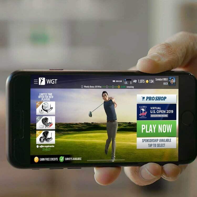 Phigolf-WGT Mobile App