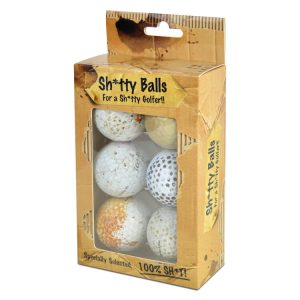 Sh*tty Golf Balls