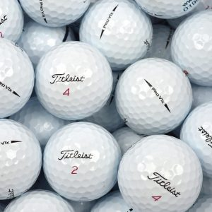 Titleist Pro V1x 2017 Lake Balls