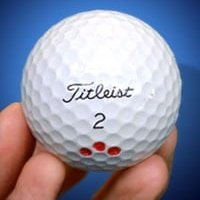 Golf Ball Grading Guide Grade A