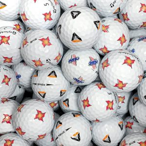 TaylorMade TP5 pix Lake Balls