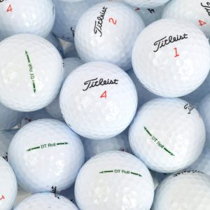 Titleist DT Roll Lake Balls