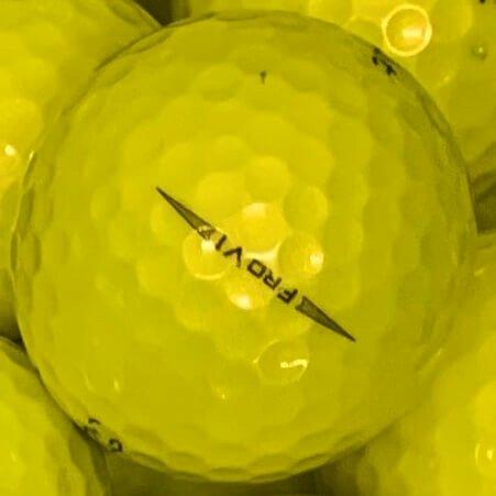 Titleist Pro V1 Yellow Golf Ball