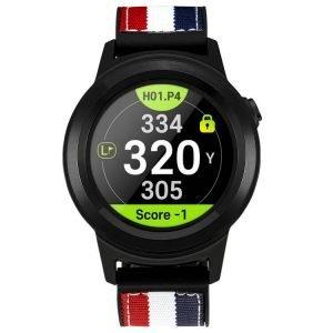 GOLFBUDDY aim W11 GPS Watch Front