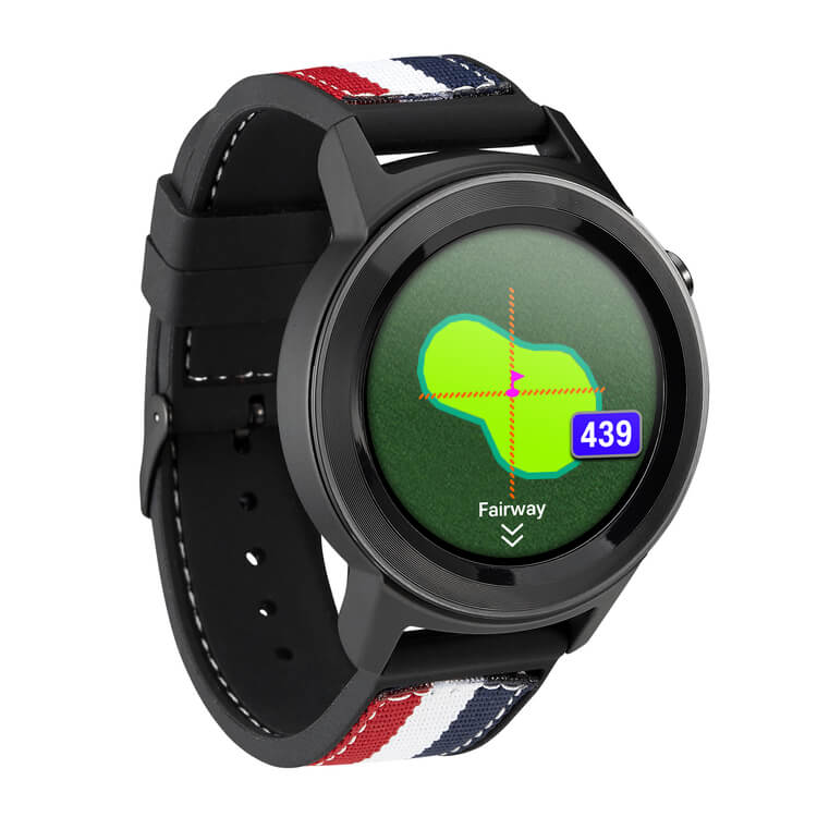 GOLFBUDDY aim W11 GPS Watch_Green