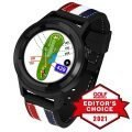 GOLFBUDDY aim W11 GPS Golf Watch Editors Choice Award