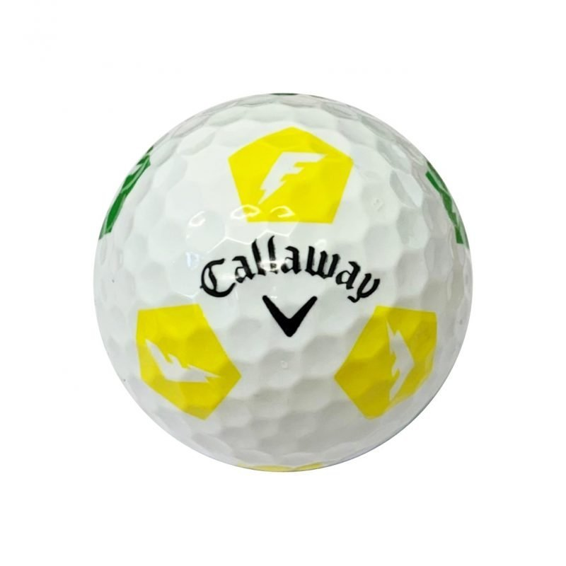 Callaway Chrome Soft Truvis Flash Front