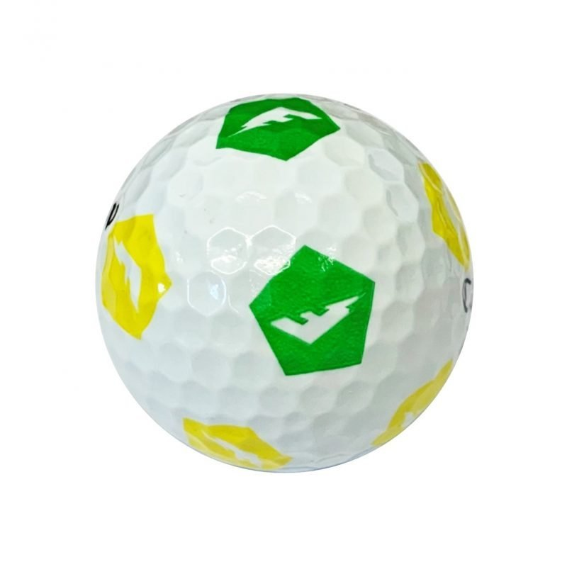 Callaway Chrome Soft Truvis Flash Right Side