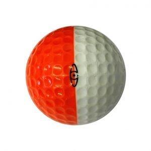 Ping Golf Ball Orange and White