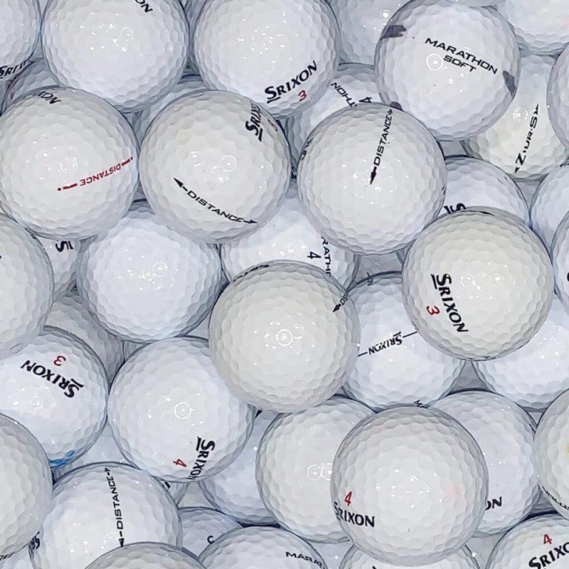 Srixon Distance Lake Balls