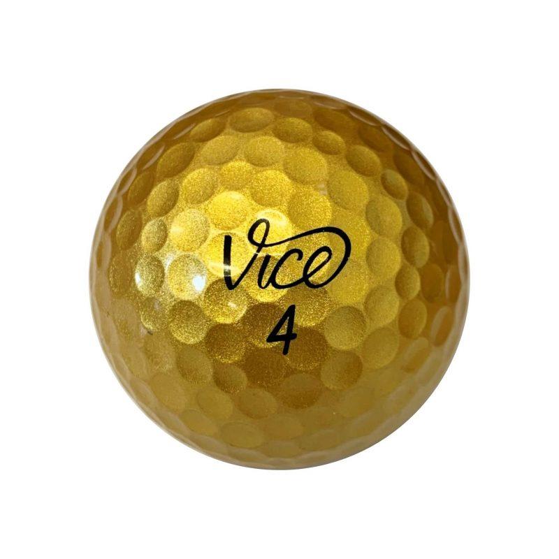 Vice Pro Plus Gold Front
