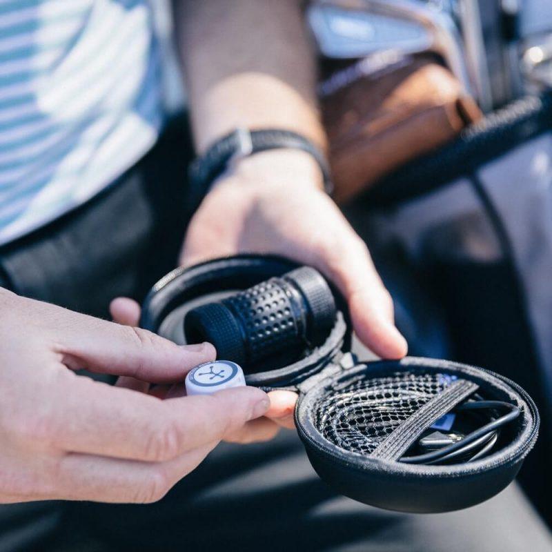 Blast Motion Golf In Carry Case