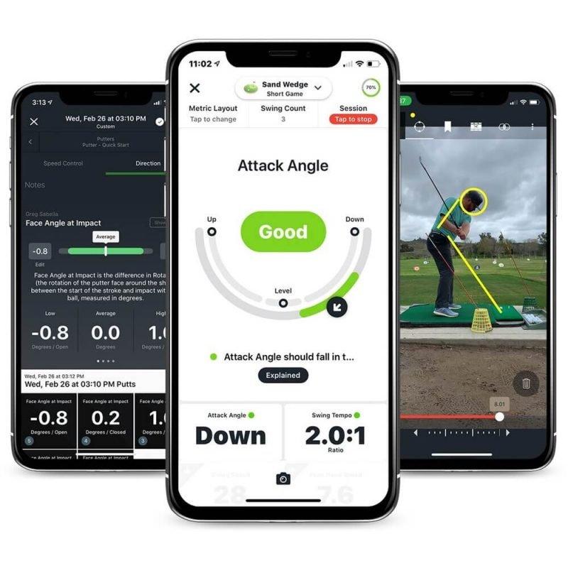 Blast Motion Golf Metrics Dont Lie App
