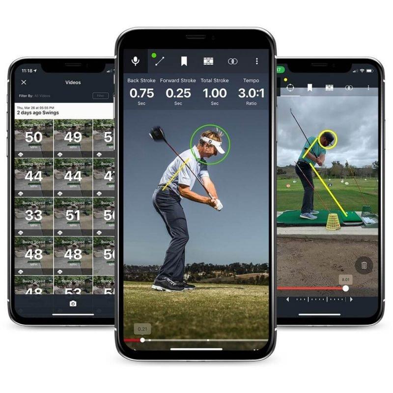 Blast Motion Golf Smart Video Capture App