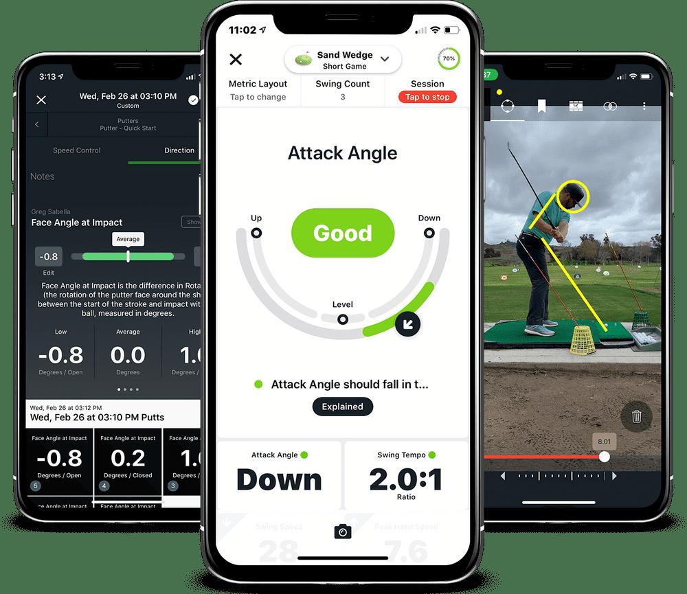 Blast Motion Golf metrics dont lie
