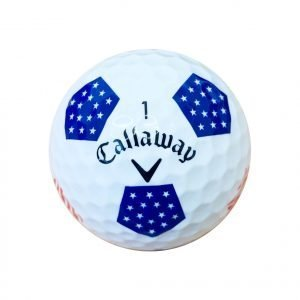 Callaway Chrome Soft Truvis USA Front