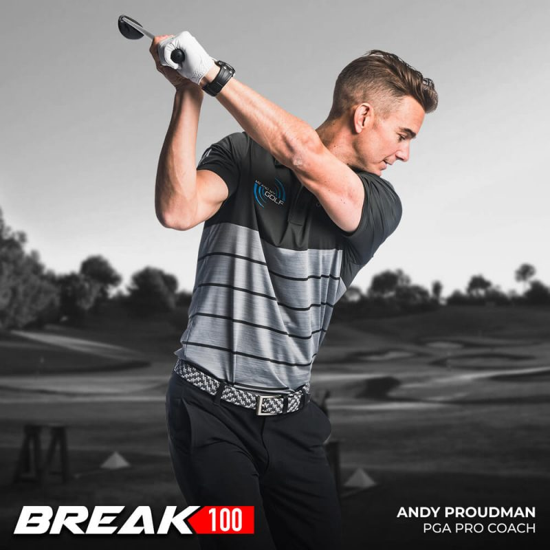 Me and My Golf Break 100 Coaching Plan Andy