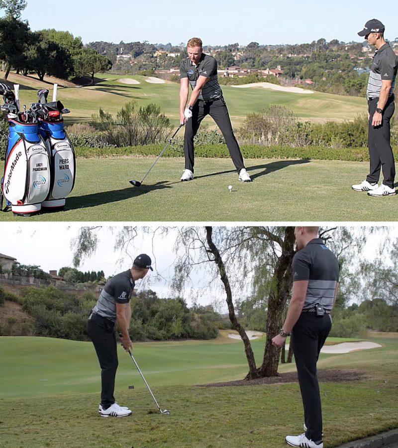 Me and My Golf Break 100 Coaching Plan Driving
