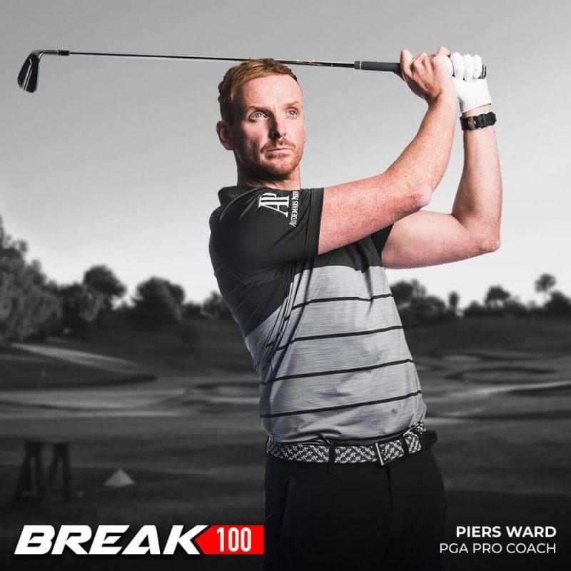 Me and My Golf Break 100 Coaching Plan Piers