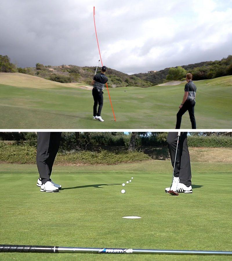 Me and My Golf Break 100 Coaching Plan Putting