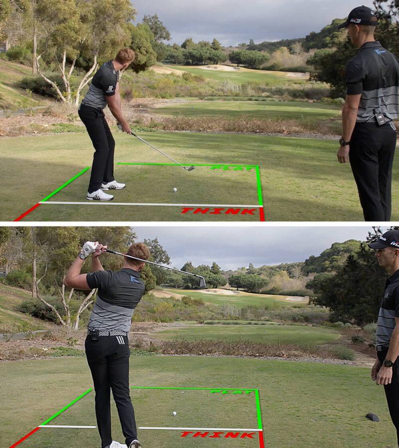Me and My Golf Break 100 Coaching Plan Tee Shots