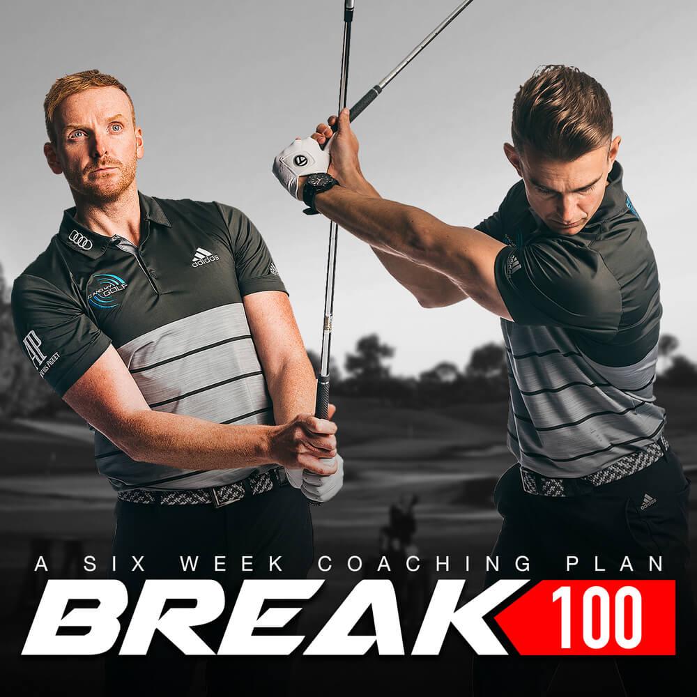 Me and My Golf Break 100 Coaching Plan