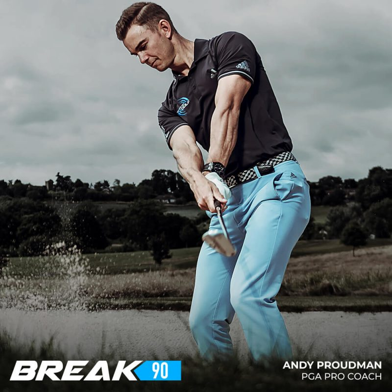 Me and My Golf Break 90 Coaching Plan Andy