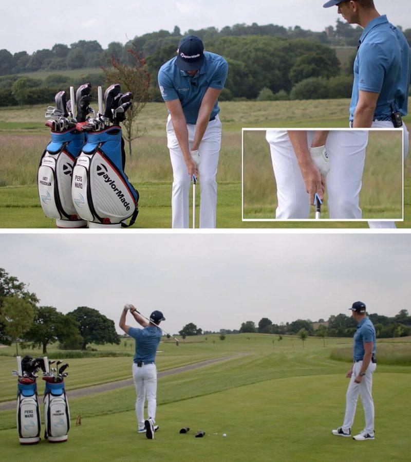 Me and My Golf Break 90 Coaching Plan Grip