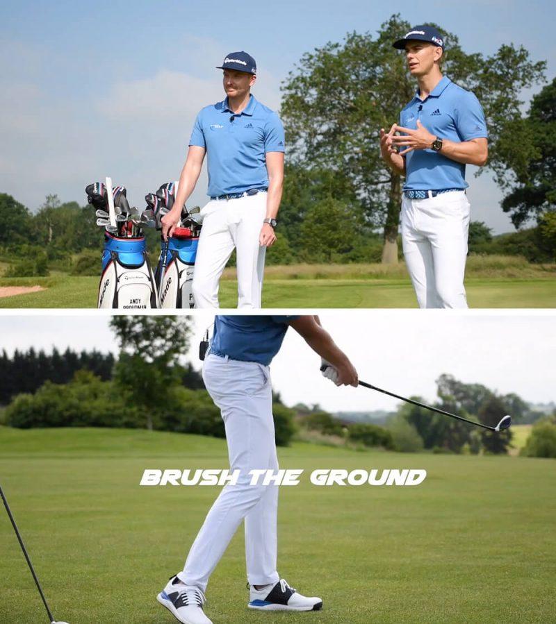 Me and My Golf Break 90 Coaching Plan Strike