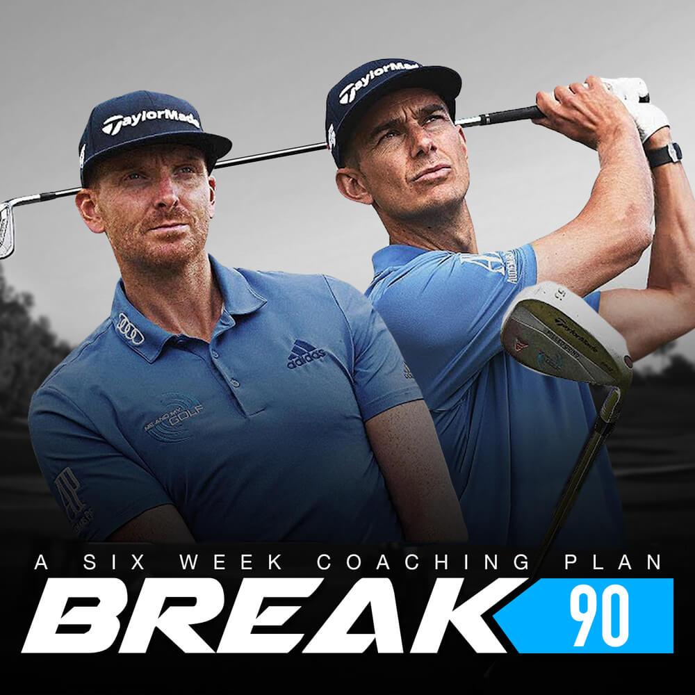 Me and My Golf Break 90 Coaching Plan